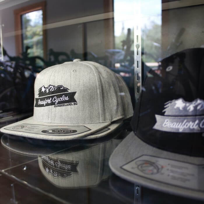 Beaufort Cycles Hats