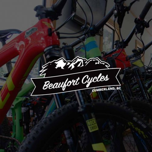 Beaufort Cycles Logo Design