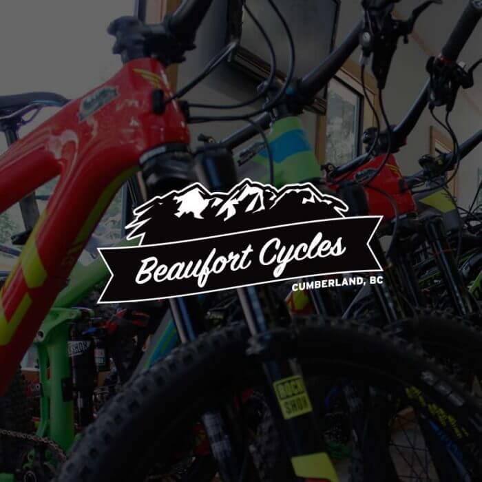 Beaufort Cycles Logo Design