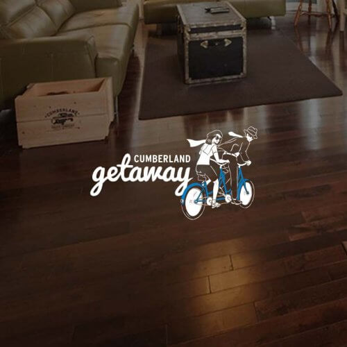 Cumberland Getaway Logo Design