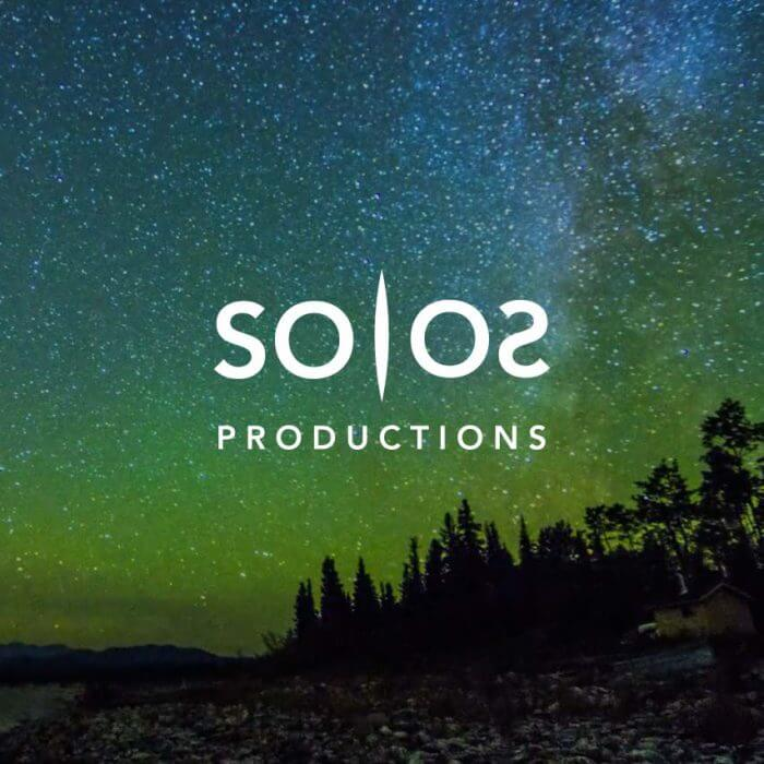 Solos Productions Logo Design