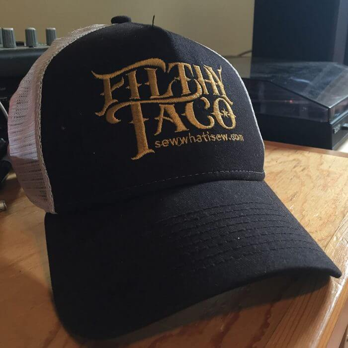 Filthy Taco Hat