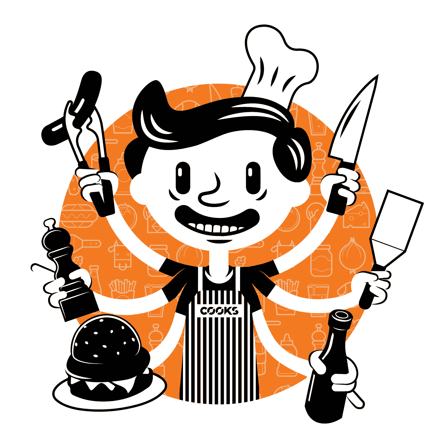 The Cooks dude